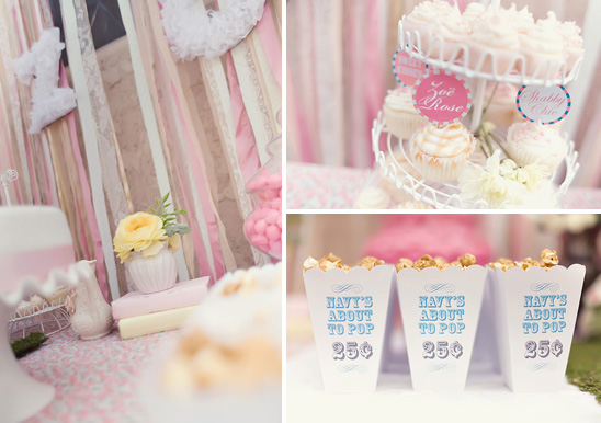 tanya c photography pretty pink baby shower