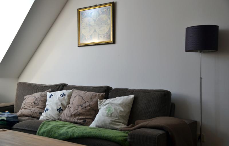 Kissenbezug für Couch DIY [Freinaht]