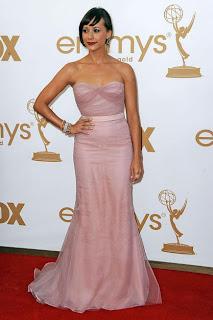 Rashida Jones (Alberta Ferretti Gown)