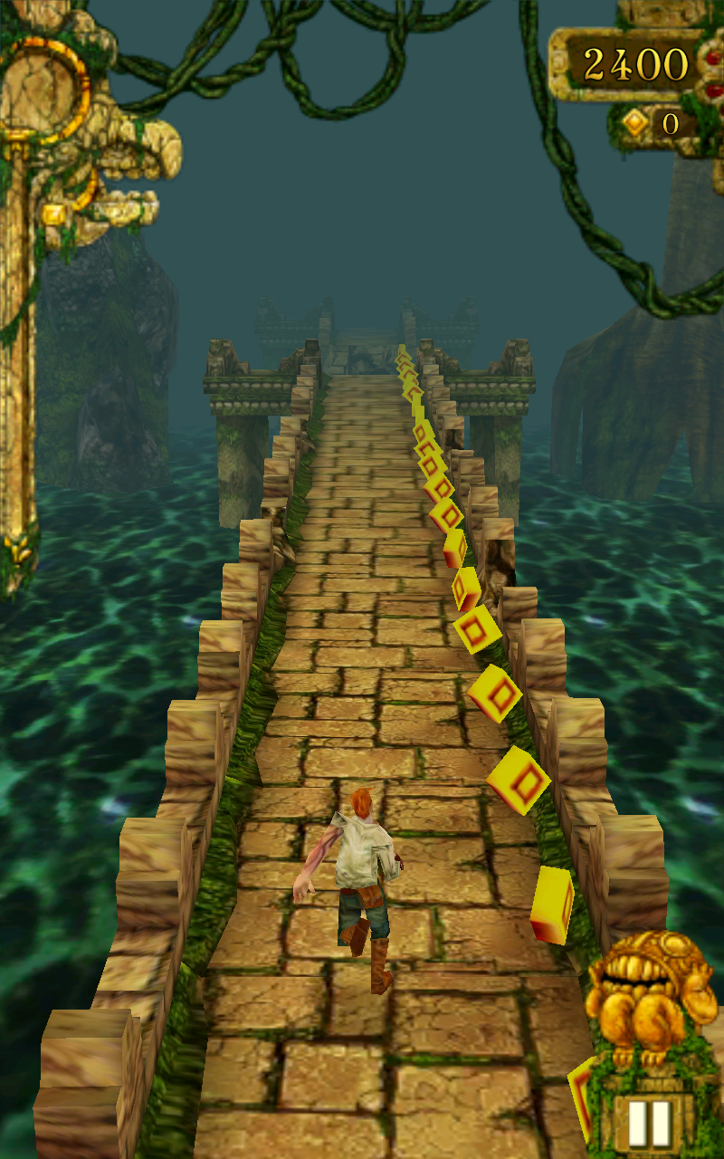 games temple run