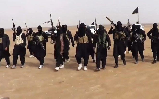 Kebiasaan Isis Yang Mengerikan