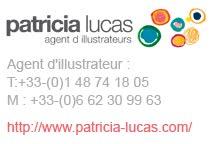 Je suis représentée par Patricia Lucas