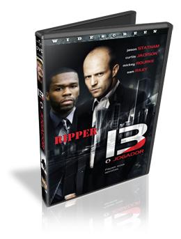 Download 13 O Jogador Dublado DVDRip (AVI Dual Áudio + RMVB Dublado)