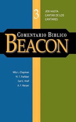 Comentario Bíblico Beacon-Tomo 3-