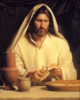 A Eucaristia é um milagre de Jesus para todos nós!