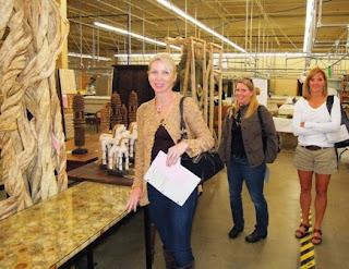 Denver Design District, Wesco warehouse, furniture, accessories