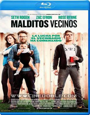 Buenos Vecinos (2014) 720p Latino