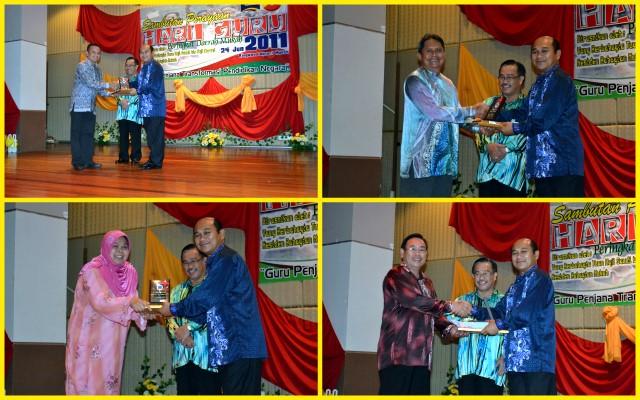 Perayaan Hari Guru Peringkat Daerah Mukah 2011 di Kingwood Resort & Hotel, Mukah.