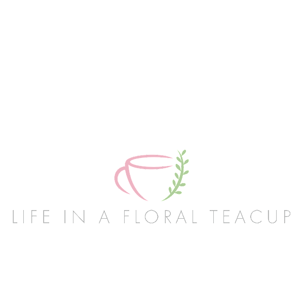 Life in a Floral Tea Cup