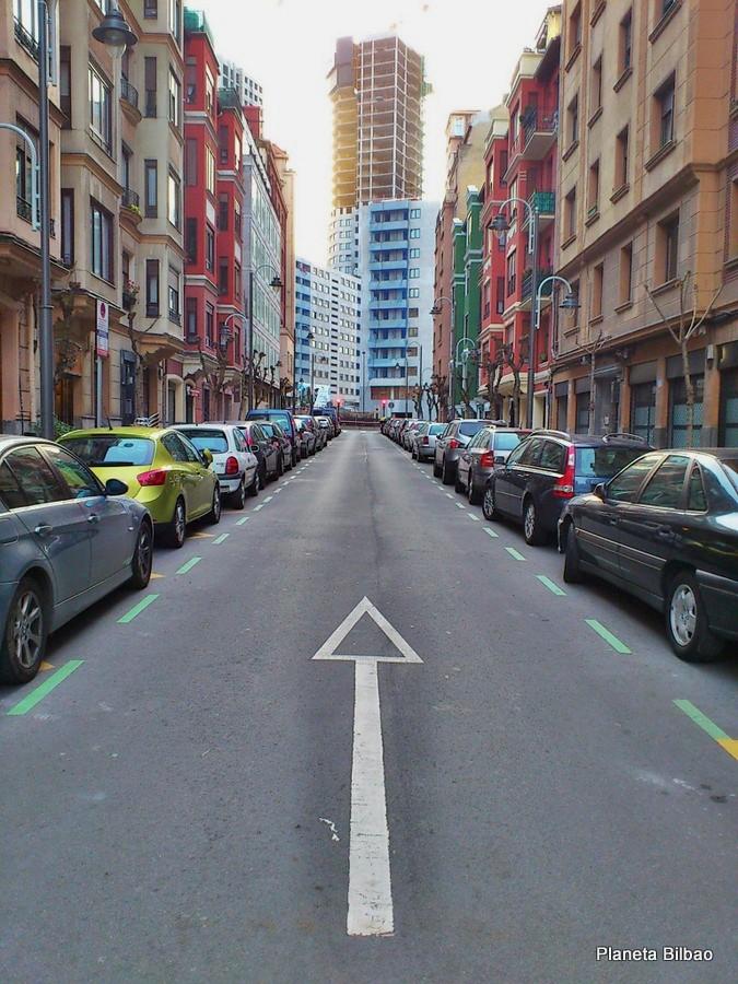 Viviendas, Dorre Barriak,Basurto, Bilbao