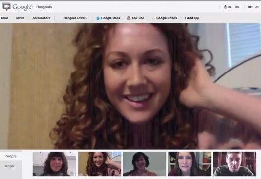 Vídeos conferencias de hasta 10 personas en Gmail