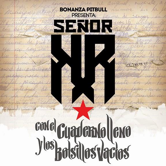 Sr. K.R. - Con El Cuaderno Lleno Y Los Bolsillos Vacíos [2014]