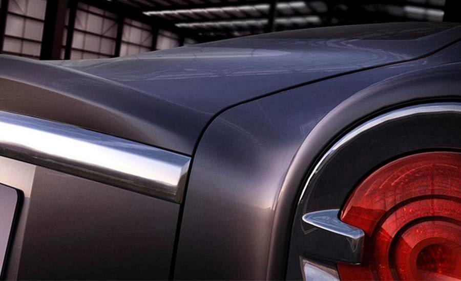David Brown Automotive 'Project Judi' (2014) Rear Detail