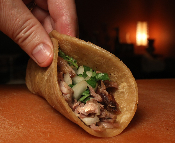 The 99 Cent Chef: 20 Tacos - Carnitas Recipe Video, Mexican-Style Pork