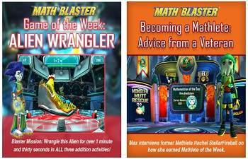 Cool Math App - Math Math Blaster Hyperblast 2