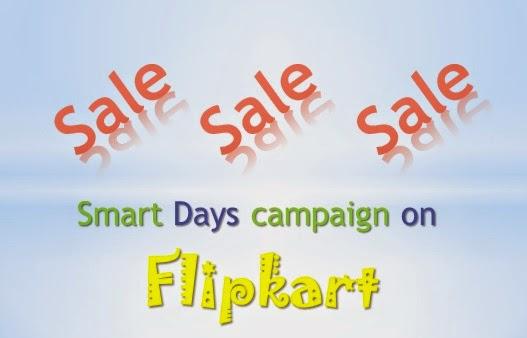 20/20 Shop Smart Days campaign on Flipkart