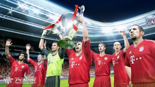 PES 2014 released