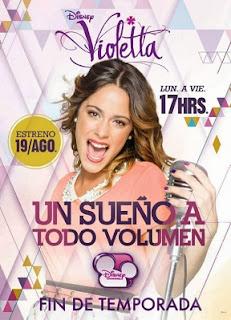 Violetta sorozat 1-2. évad online (2012)