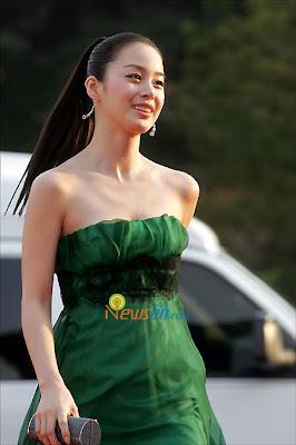 韓國十大 自然系美女