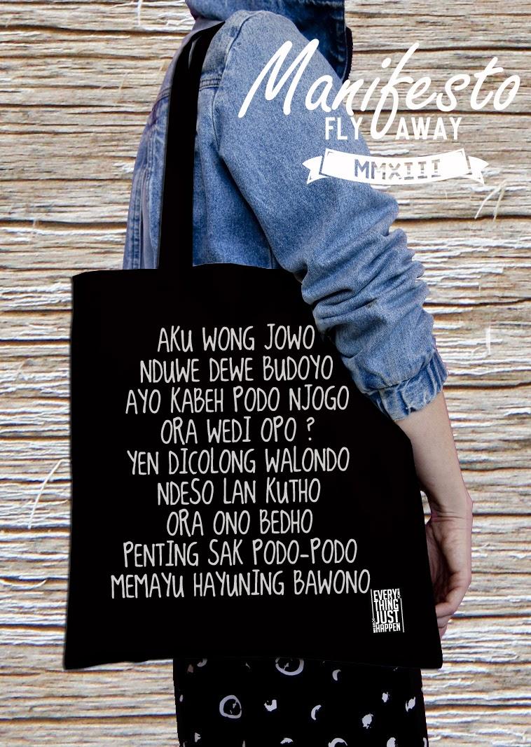 tote bag MNFST Cloth Yogyakarta 7