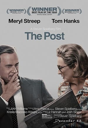 Filme The Post - A Guerra Secreta 2018 Torrent