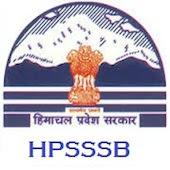 HPSSSB Recruitment 2015
