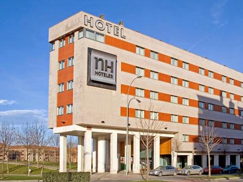 La rioja sector terciario for Hotel luxury la rioja