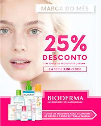 BIODERMA - 25% DE DESCONTO