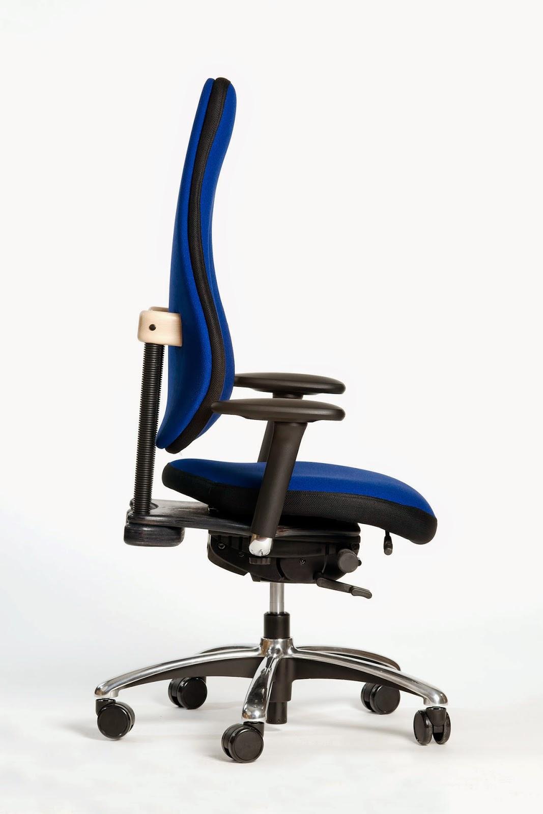 Gesundheits-Bürostuhl Popello R1 - dynamisch Sitzen | Ergonomische ...
