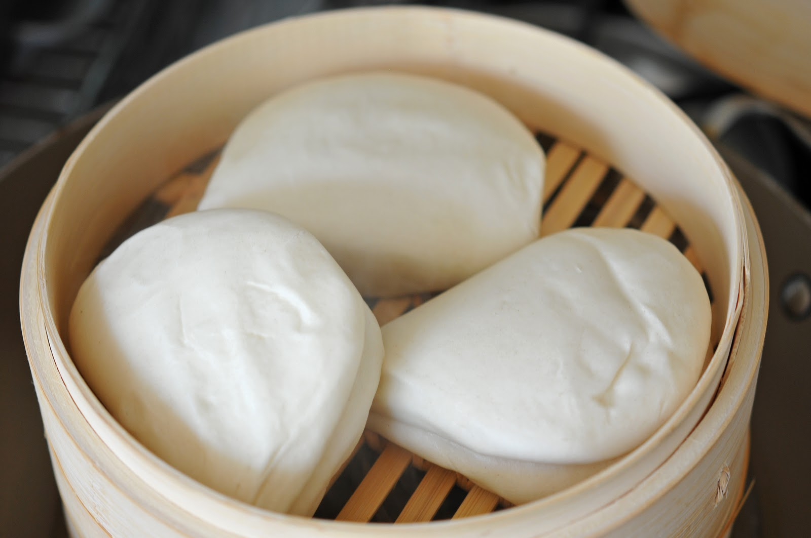 Steamed Asian Buns