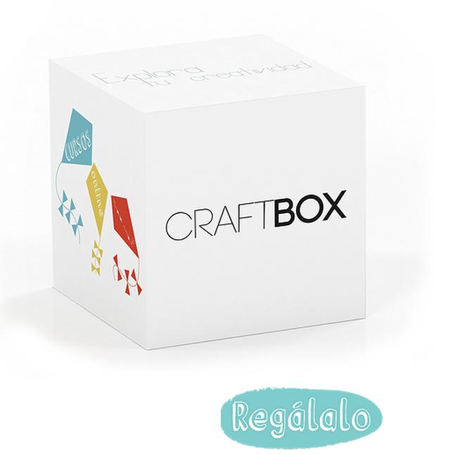 Cursos online craft talleres virtuales taller regalar handmade DIY CraftBOX regalos regalar san valentin