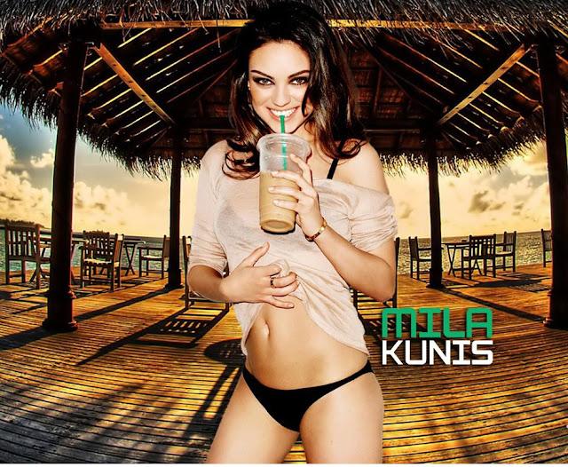Mila Kunis HD Wallpaper