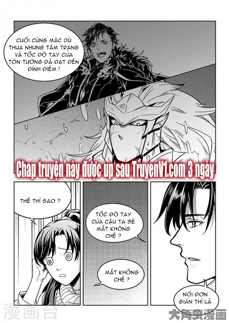 Toàn Chức Cao Thủ Chap 105 - Trang 7