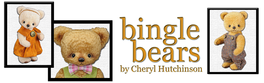Bingle Bears by Cheryl Hutchinson