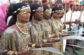 Traditional Asmara girls
