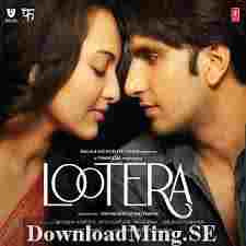 Lootera movie poster.