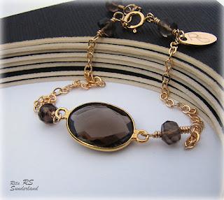 smokey quartz jewelry