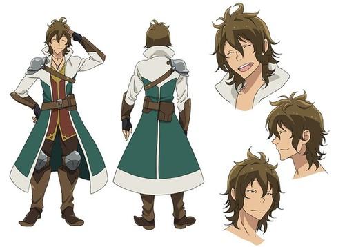 Tomokazu Seki (Fate / stay night Gilgamesh) sebagai Renji