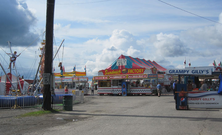 Mark & Teri's Travels: 157th Annual Northern Maine Fair