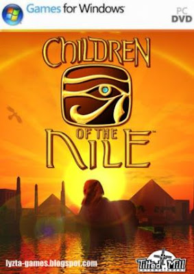Children of the Nile PC Cover