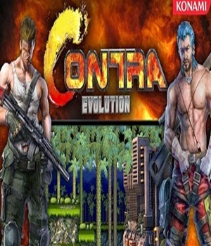 Contra evolution revolution pc скачать торрент