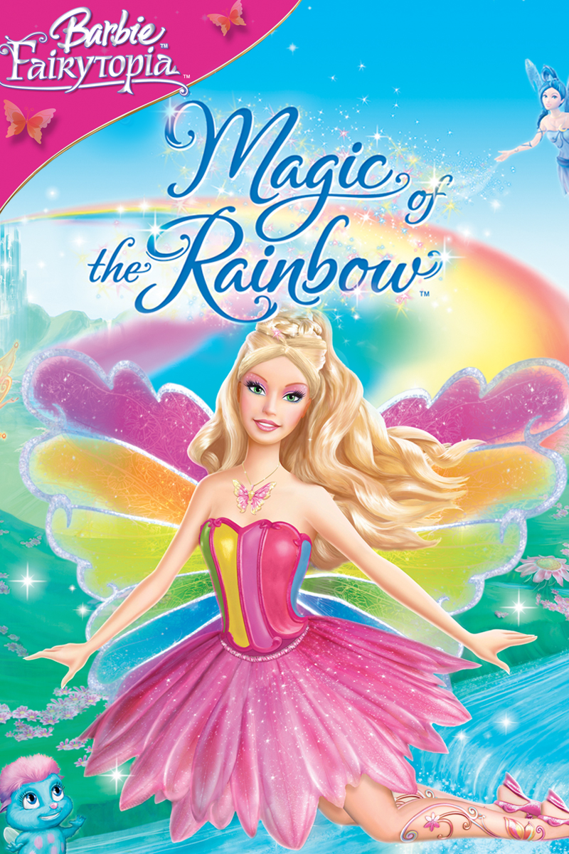 Barbie Fairytopia Magic Rainbow 2007