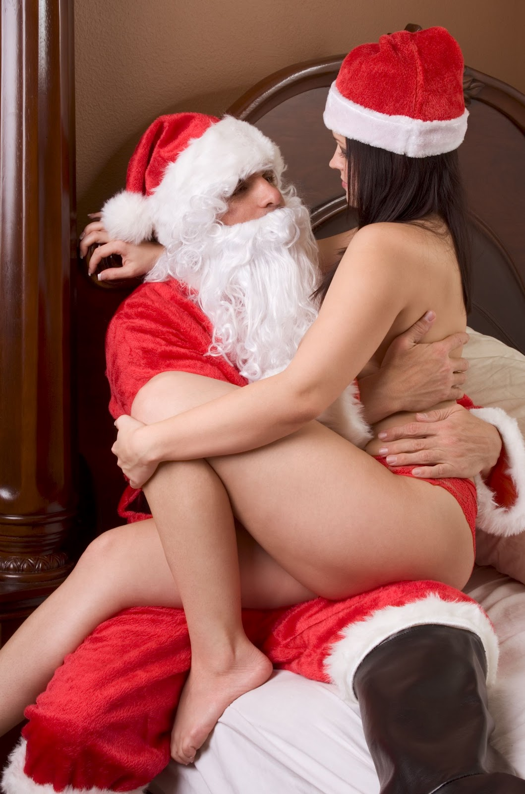 Santa claus sex pic nackt video