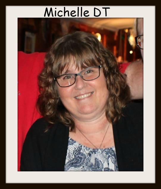 Michelle DT ~ Admin & Challenge Co-Ordinator