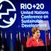 Dilma cobra de países ricos financiamento do desenvolvimento sustentável nos países mais pobres