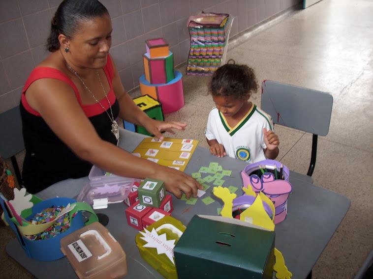 Atendimento Educacional Especializado  - Sala de Recursos João Muniz de Freitas
