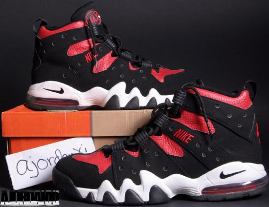 Nike Air Max 2013 Black Varsity Red