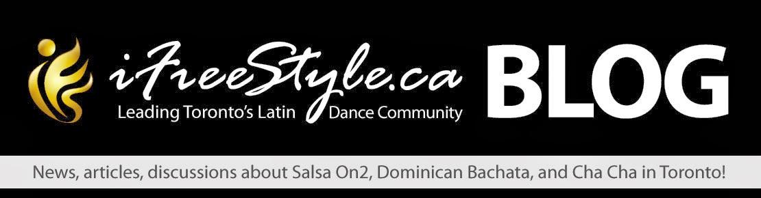 iFreeStyle Latin Dance (Salsa On2, Bachata, Cha Cha)