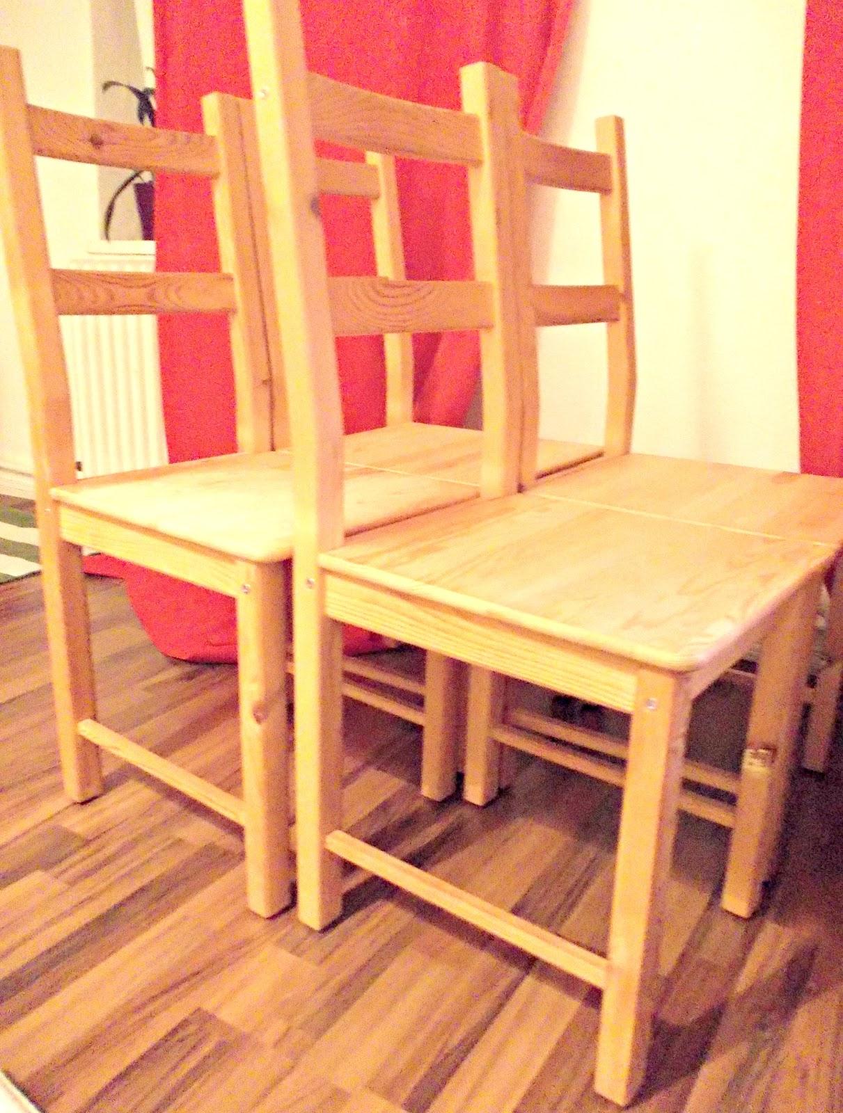 Schreibtischstuhl Ikea Lila