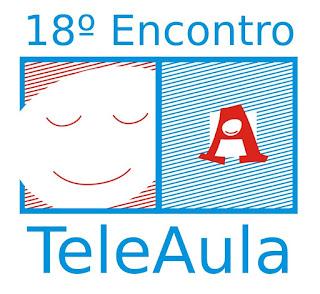 Imagem com logotipo do Encontro TeleAula (A maiúsculo com um smile dentro)
